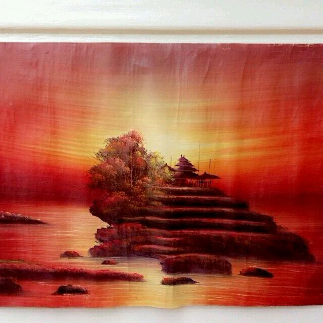 Original Oil Paintings Artwork On Canvas