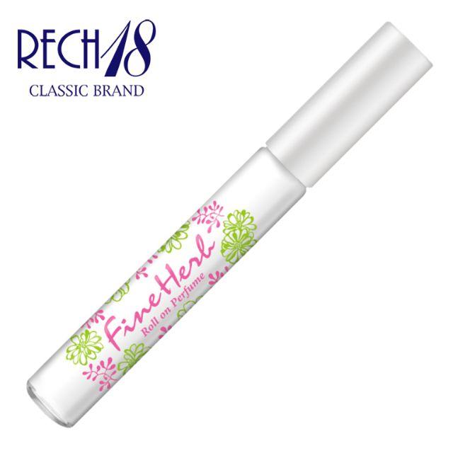 法國百年品牌Rech18經典香氛真愛霓紅滾珠香水露12ML-櫻花  售價380 特價342