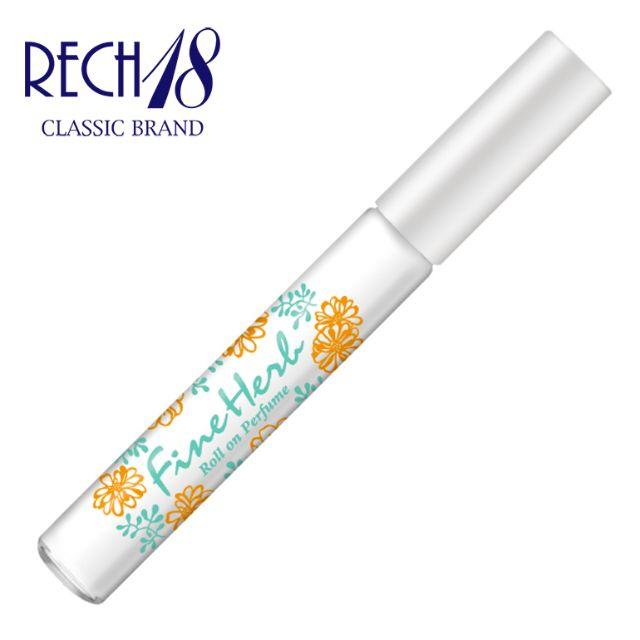 法國百年品牌Rech18經典香氛天使之泉滾珠香水露12ML-銀杏 售價380 特價342