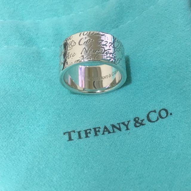 Tiffany&Co.經典戒指#5