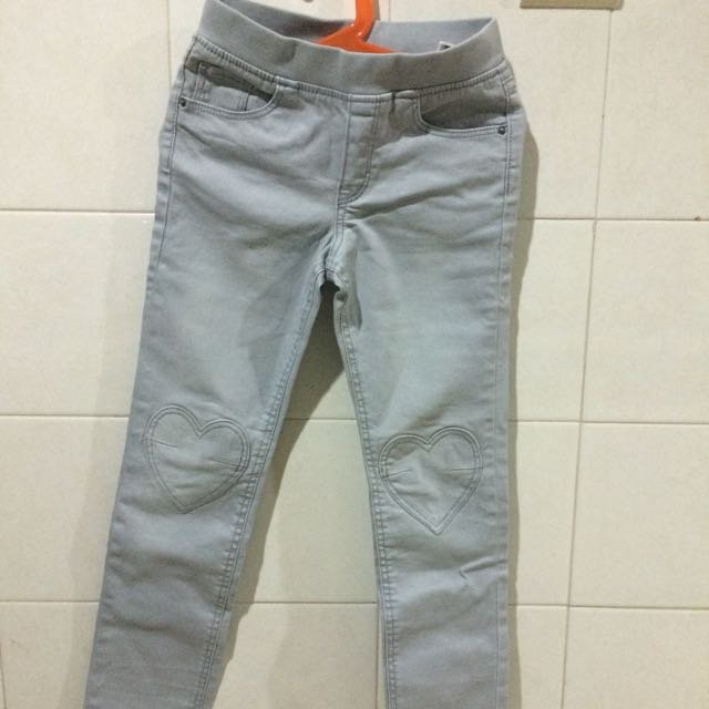 Used H&M Gray Jeans