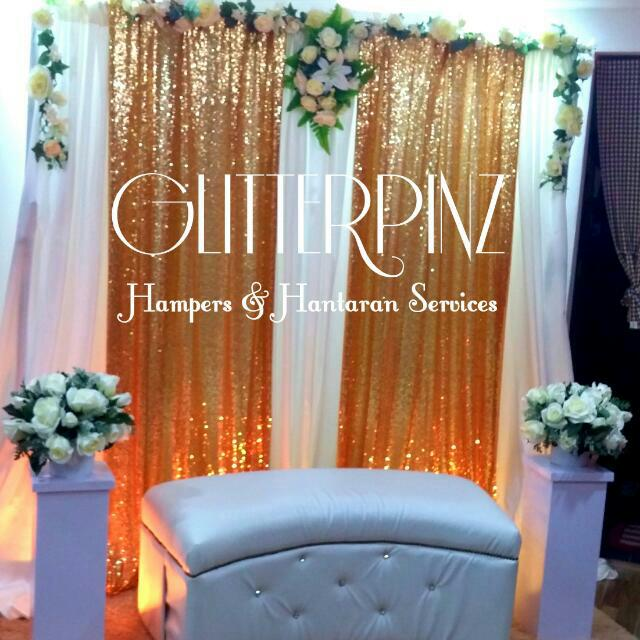 Wedding Mini Dais / Indoor / Outdoor Events / Backdrop