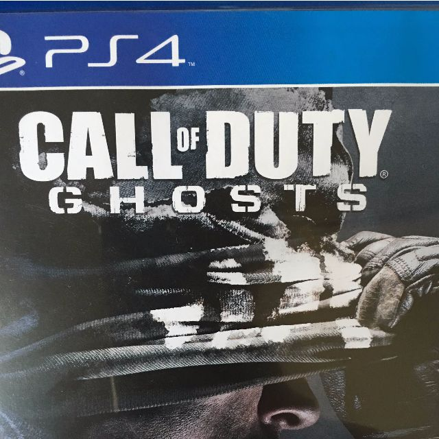 WTS: Call of Duty Ghosts for PS4