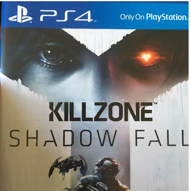 WTS: Killzone Shadow Fall for PS4