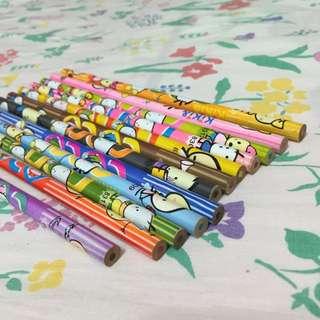 全新·12色色鉛筆