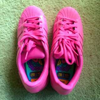Adidas Superstar Supercolour