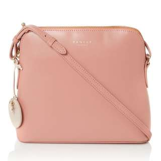 Brand New Radley Pink Cross body Bag
