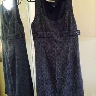 NCC Size 8 Denim Style Sunday Dress