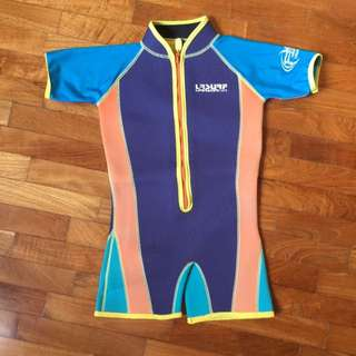 Life racer Preloved Thermal Swim Wear
