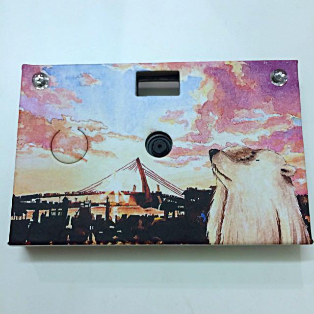 紙相機(附新電池10顆)
