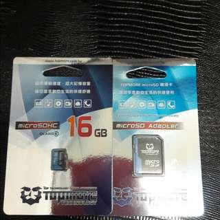 全新16G記憶卡