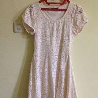 <DISKON> Lace Dress