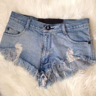 Oneteaspoon 'Bonita' Shorts