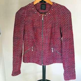 Zara Tweed Style - Size Small