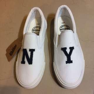 ✨正韓SHOOPEN ✨NY白鞋