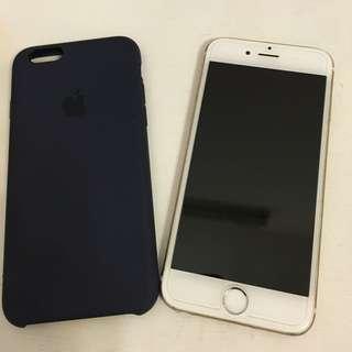 Iphone6 4.7 金色16G