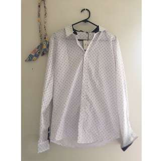 100% New FAT Blouse
