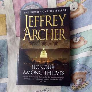 Jeffrey Archer; Honour Among Thieves