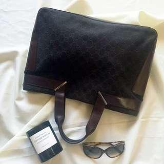 復古 Gucci 辦公手提包 Vintage Gucci Business Carrier Bag