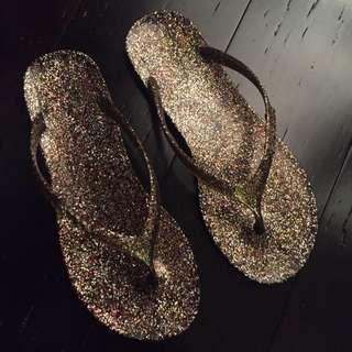 Glitter Flipflops
