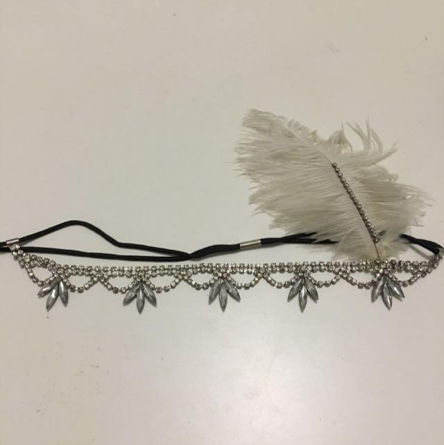 1920's Flapper Headband