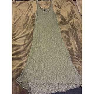 Long Strip Dress