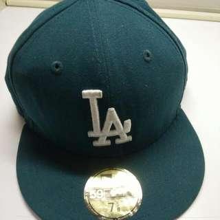 New Era 湖水綠 LA道奇帽