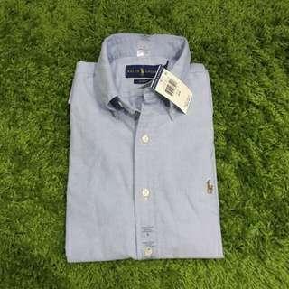 Polo Ralph Lauren 男短袖襯衫 S