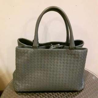 Genuine Bottega Veneta MILANO Top Handle Bag