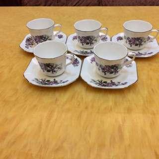大同coffee Set 10 Pcs