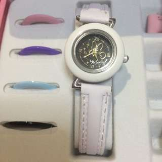 Authentic Minnie And Mickey Watch