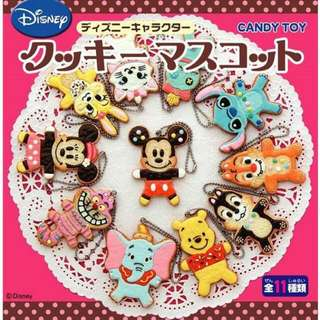 《徵》迪士尼 Re Ment 餅乾 吊飾 曲奇餅
