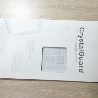 Apple iMac 十三吋 透明 鍵盤膜 清水套