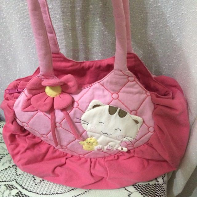 超可愛貓咪包