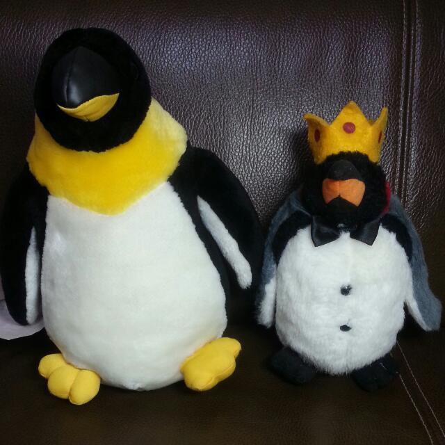 企鵝成年+小孩