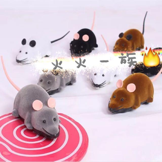 遙控老鼠 貓玩具 狗玩具 寵物 毛小孩 搞怪 整人玩具