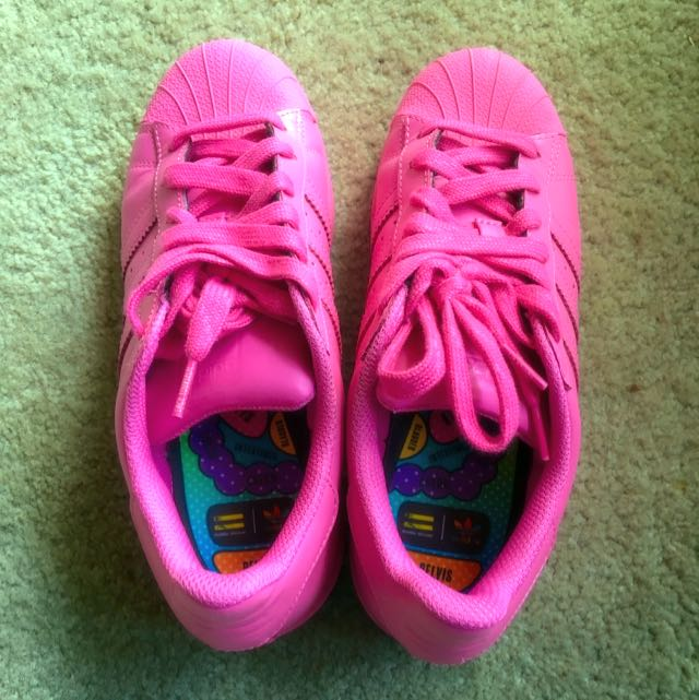 Adidas Superstar Supercolour