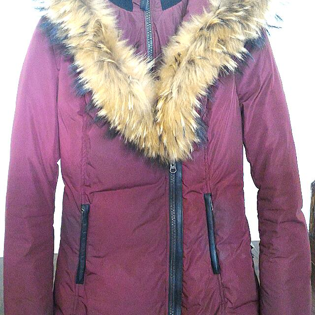 Authentic Mackage Down Jacket