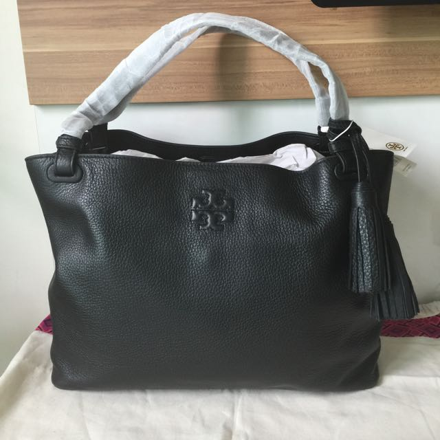 3c9602fd58db RESERVED Authentic Tory Burch Thea Center-Zip Tote