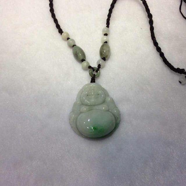 Genuine Jade Pendant With COA