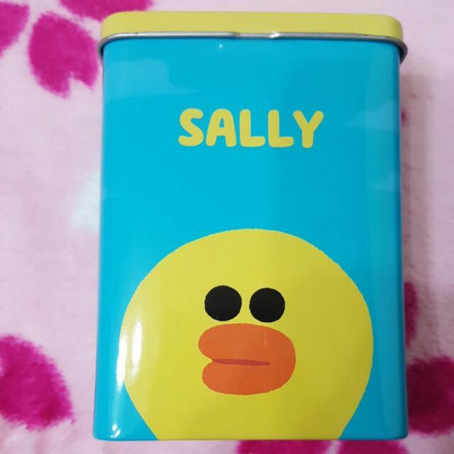 🎁Line Ok繃小鐵盒🎁沙莉款式