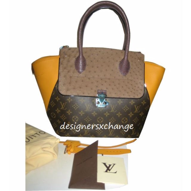d5c2e0a524df Louis Vuitton Monogram with Calf