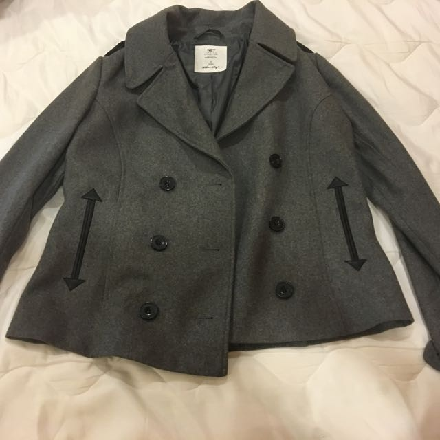 Net西裝外套大衣
