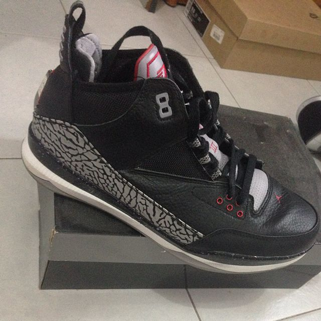 reputable site 4d5e9 051b3 Nike Air Jordan III Cp3 Tribute, Sports on Carousell