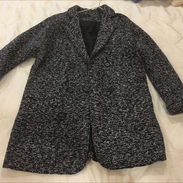 Pazzo 羊毛大衣