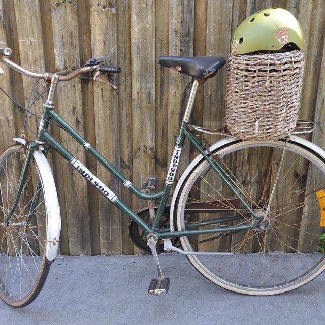 Retro Vintage Designer Japanese Bike - Indi 500