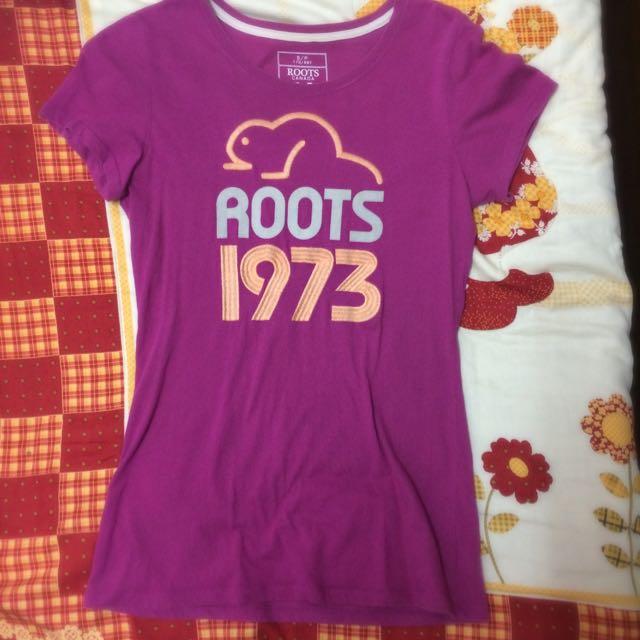 「保留」Roots T恤