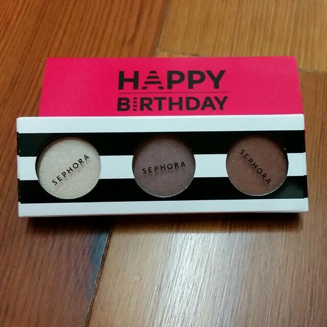 Sephora Mini Eyeshadow Pans
