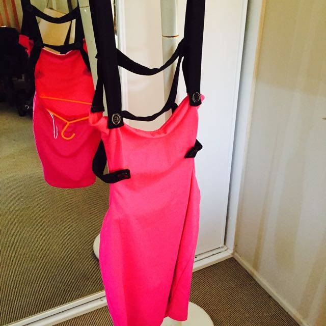 Size 12 Trendy Backless Dress