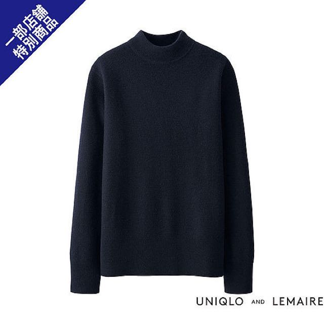 Uniqlo and LEMAIRE 毛衣
